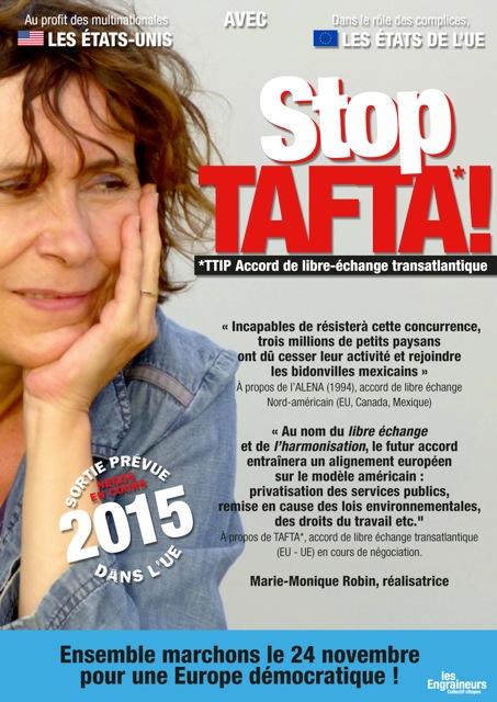 affiche TAFTA